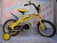Детский велосипед Azimut-F 14» (в улучшенной комплектации)