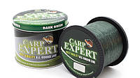 Леска Energofish Carp Expert Dark Green 1200 м