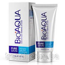 Пінка для вмивання від акне Pure Skin BioAqua Anti-Acne