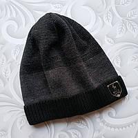 Детская шапка деми Polo, расцветки, 3-10 лет