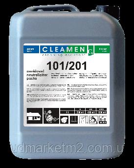 CLEAMEN 101/201 освіжувач-нейтралізатор запаху 5 л