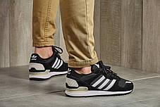 Мужские кроссовки Adidas ZX 700 Black ( Реплика ) Остался 44 размер, фото 3