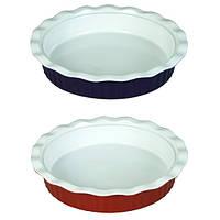 Форма керамическая для запекания 1.3л  6103 купить формы для выпекания недорого