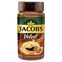 Розчинна кава Jacobs Velvet 200г