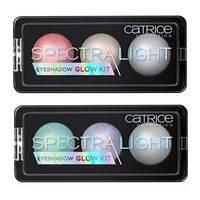 CATRICE Тени для век Spectra light eyeshadow gow kit