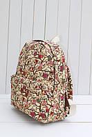 Женский портфель. Городской рюкзак. Модный рюкзак. Интернет магазин рюкзаков.Код: КРСК77, фото 1
