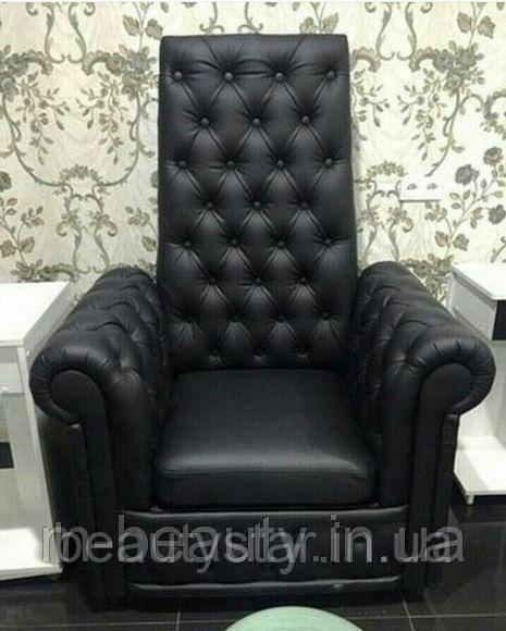 """Крісло для педикюру """"Трон""""Королева-4"""