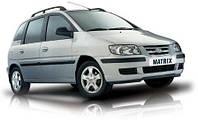 Стекло лобовое, заднее, боковые для Hyundai Matrix (Хетчбек) (2001-2010), фото 1