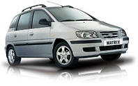 Скло лобове, заднє, бокові для Hyundai Matrix (Хетчбек) (2001-2010)