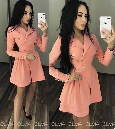 71fa280d39a7fc7 Платье пиджак розовое: Цена, материал, хорошее качество.
