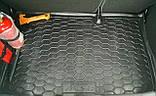 Килимок в багажник  Ford Mondeo lV (2007>) (седан/ліфтбек) (повнорозмірний), фото 3