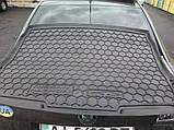 Килимок в багажник  Ford Mondeo lV (2007>) (седан/ліфтбек) (повнорозмірний), фото 4