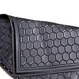 Килимок в багажник  Ford Mondeo lV (2007>) (седан/ліфтбек) (повнорозмірний), фото 5