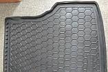 Килимок в багажник  Ford Mondeo lV (2007>) (седан/ліфтбек) (повнорозмірний), фото 8