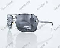 Оптом очки мужские сонцезащитные поляризационные - Стальные - 08531, фото 1