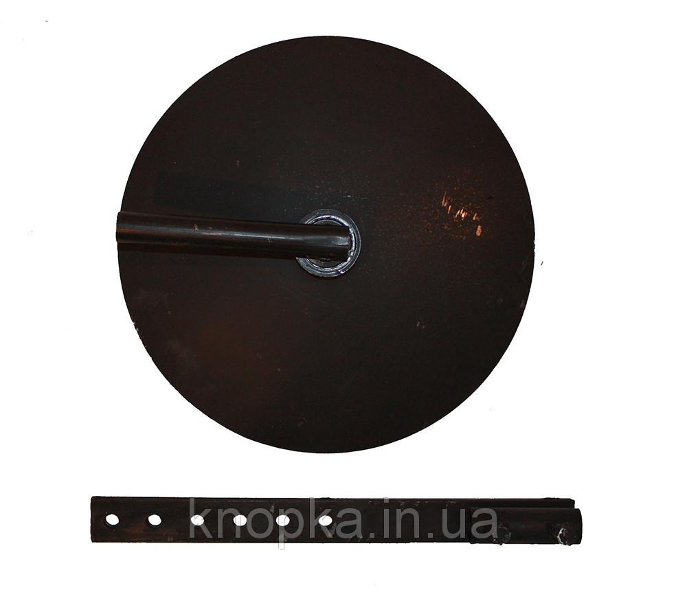 Окучник дисковый (диаметр 390мм) Премиум