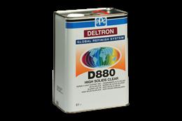 ЛАК UHS PPG D880 DELTRON
