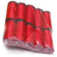Нить обувная капроновая 375 текс (красная)