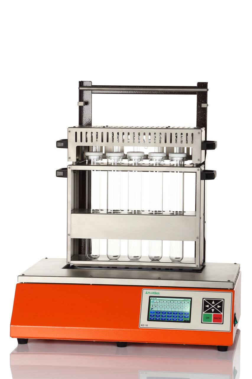 Мінералізатор (дигестор) KD 10