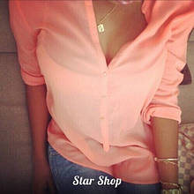 Женская рубашка Штапель