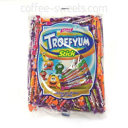 Жевательные конфеты Troffyum Stick ассорти 1 кг, фото 2