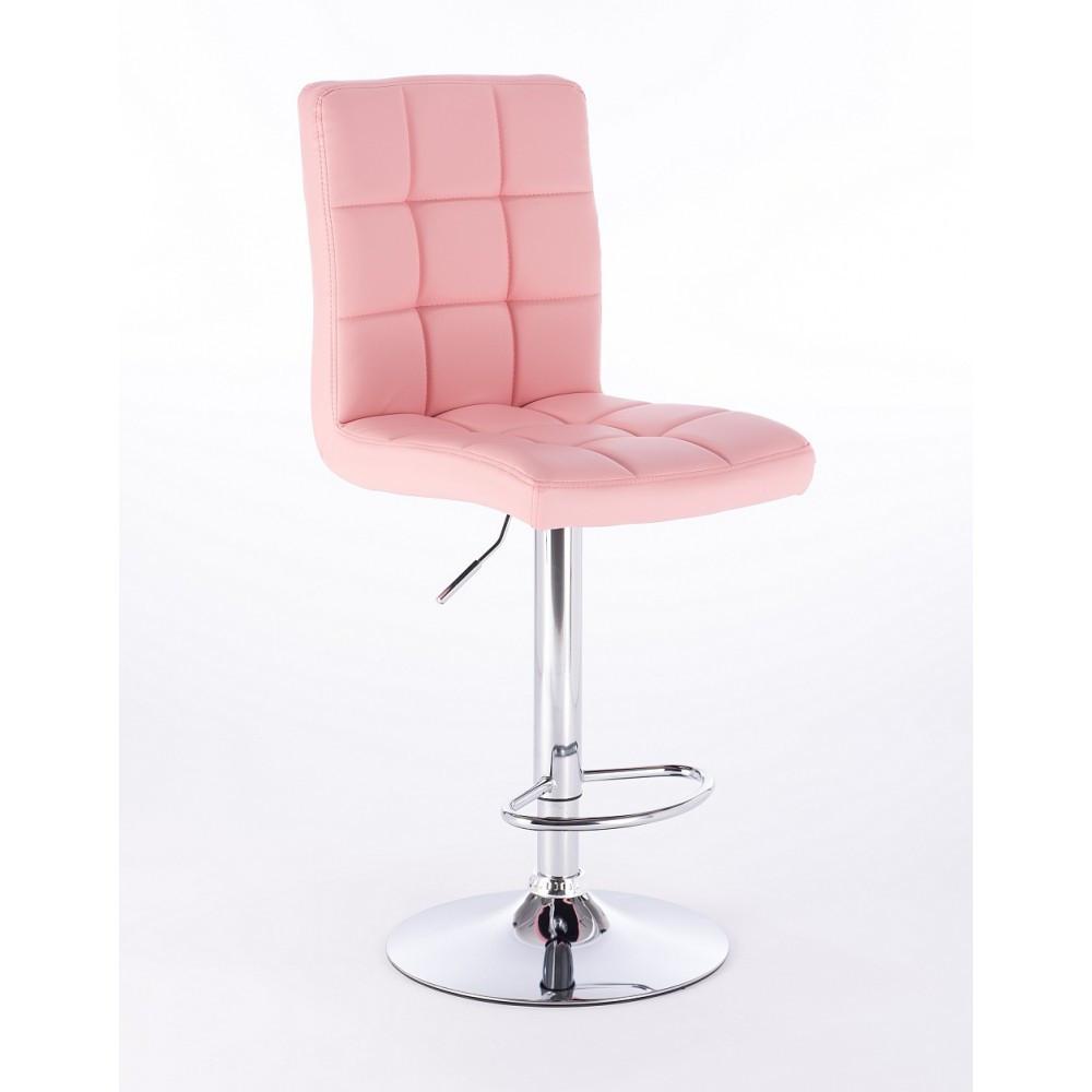 Стул барный хокер HC1015 Новый дизайн Розовый