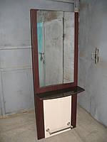 Робоче місце перукаря Стиль, арт. М400 венге з ваніллю, фото 1