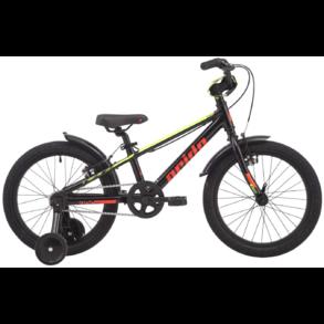 """Велосипед PRIDE ROWDY 18"""" 2019 черный"""