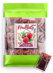 Чай натуральний концентрований ТМ Frullato Малина (упаковка 50 шт х 40 м)