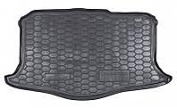 Коврик в багажник Ssangyong Tivoli 2015 - черные, полиуретановые (Avto-Gumm, 111597) - штука