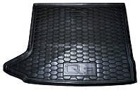 Коврики в багажник Audi Q3 (8ub, 8ug) 2011 - черные, полиуретановые (Avto-Gumm, 111558) - штука