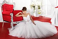 "Прокат 3500 грн. Свадебное платье ""Royal White"""