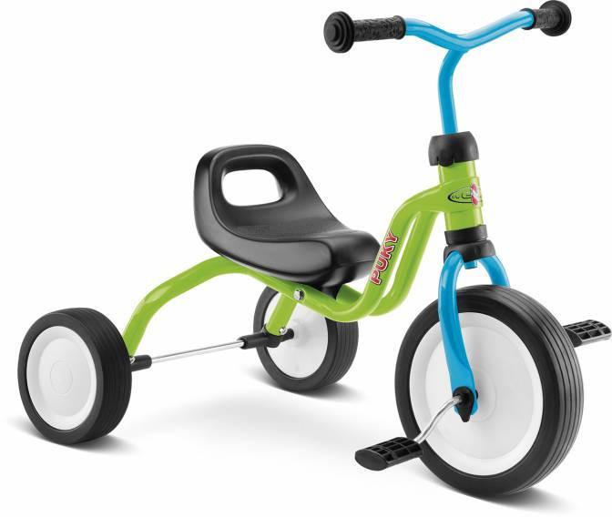 Трехколесный велосипед Puky Fitsch (2518, салатовый(kiwi))