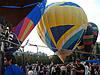 Полет на воздушном шаре Привязные полеты.