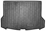 Коврик в багажник Nissan X-Trail III (T32) / Rogue II (рестайлинг) 2017 - полноразмерный, черный, полиуретановые (Avto-Gumm 111687) - штука
