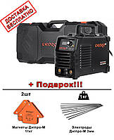 Сварочный инвертор Дніпро-М модель SAB-260DPB (САБ-260ДПК) + классный Подарок!