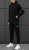 Спортивный костюм мужской BEZET Tech black  XS