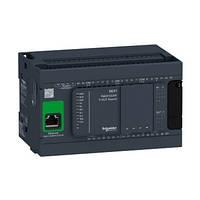Контролер Modicon M241 14DI/10TO 2xRS485 + Ethernet TM241CE24T