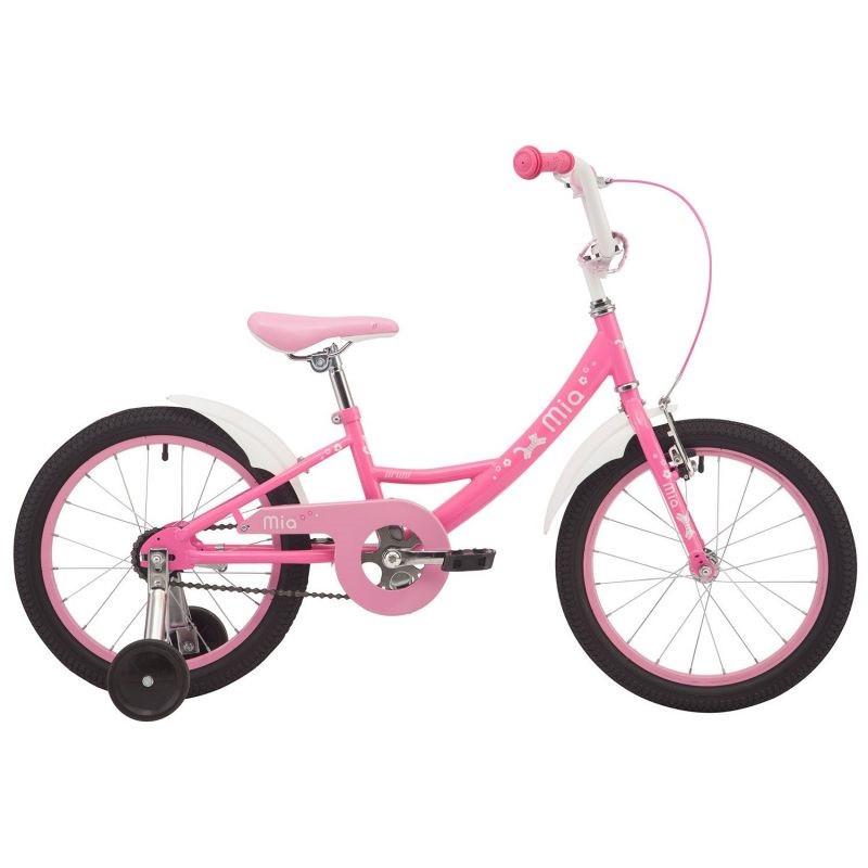 """Велосипед PRIDE MIA 18"""" 2019 розовый"""