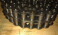 Цепь роликовая двухрядная 2ПР 25,4 шаг цепи на 25