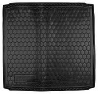 Коврик в багажник Ssangyong Rexton II (рестайлинг) 2006 - 2012 черные, пластиковые (Avto-Gumm, 211374) - штука