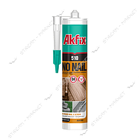 Жидкие гвозди на полиуретановой основе AKFIX 510 310мл