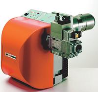 Газовые модуляционные горелки с менеджером горения Unigas NG 550 MD EA ( 570 кВт )