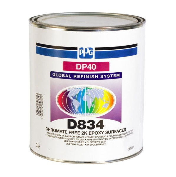 Эпоксидный грунт PPG D834, 1л