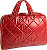 Женская модная сумка для ноутбука Continent CC-071 Black черный, CC-071 Bordo красный