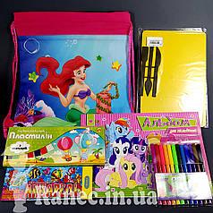 Подарок ребенку в детский сад   набор канцтоваров -  подарки детям