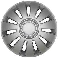Колпаки на колеса R14 серебро, Дорожная карта REX (DK-R14RS) - штука