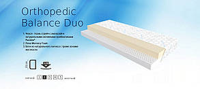 Матрас Doctor Health Orthopedic Balance Duo 80х190 (ЕММ-ТМ), фото 2