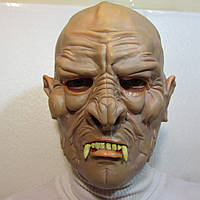 Оригінал! Латексна маска вампіра на Хеллоуїн
