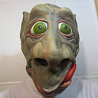 Маска гоблина на Хэллоуин